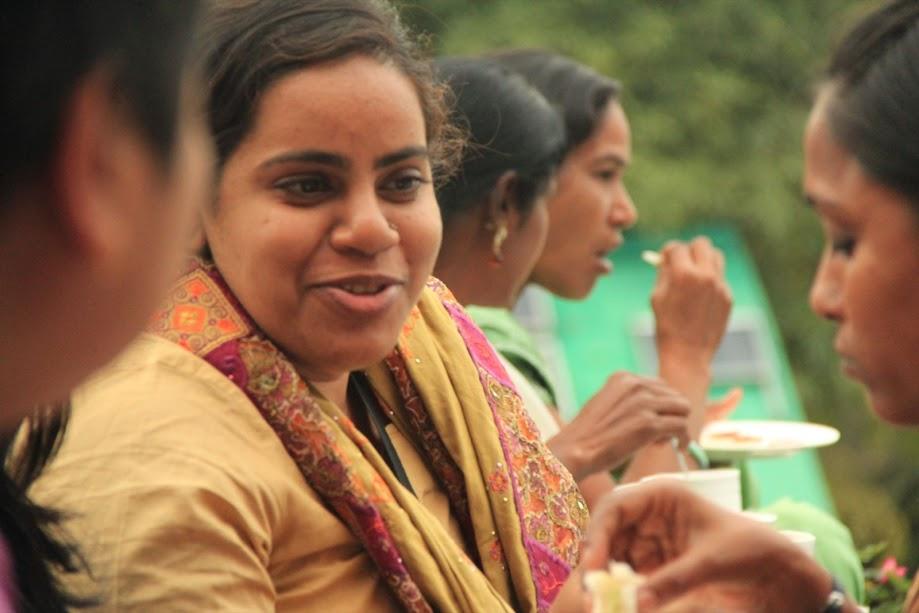 participant in feminist leadership